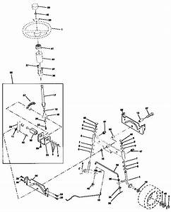 Steering Assembly Diagram  U0026 Parts List For Model 917270510