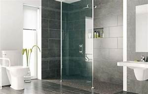 Douche À L Italienne Moderne : douche l 39 italienne l gance simplicit design en 38 ~ Voncanada.com Idées de Décoration