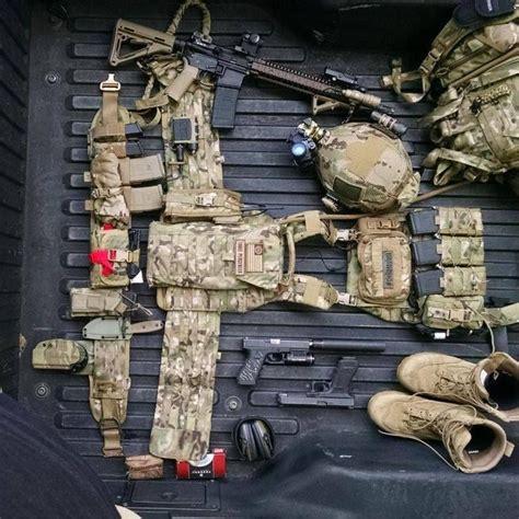 tactical gear military airsoft guns loadout survival equipment belt camo load ar15 battle shooting rig clothing plate carrier nice helmet