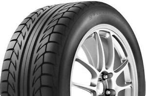 1 NEW 255/50ZR16 W BFGoodrich g-Force Sport Comp-2 255 50 ...