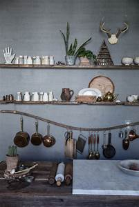 Interior Inspiration: Beth Kirby's Moody Kitchen ...