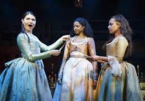 Angelica and Eliza Schuyler Hamilton