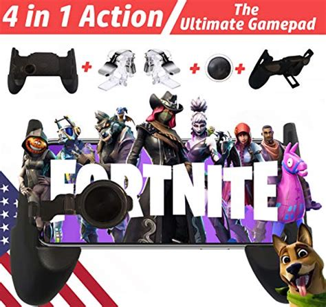 mobile game controller  gamepad  pubgfortnite