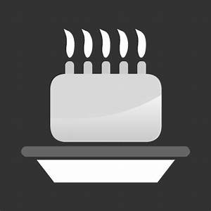Birthday or Cake Icon Free only on Vector Icons Download