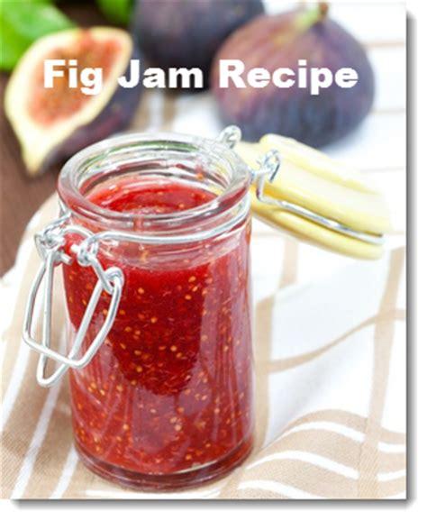 fig jam recipe quick easy jam recipe