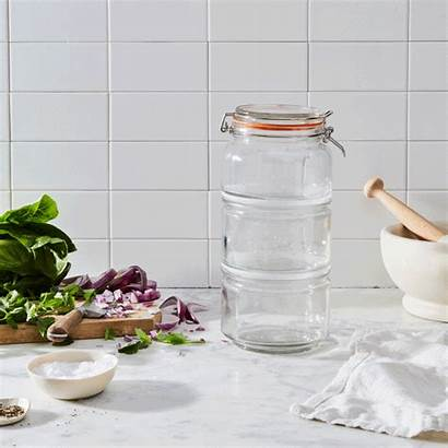 Jar Stackable Kilner Glass Food52