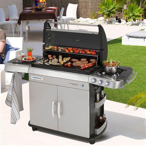 cuisine barbecue gaz conceptions de maison blanzza
