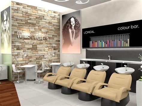 interior design hair salon sugarlab creative