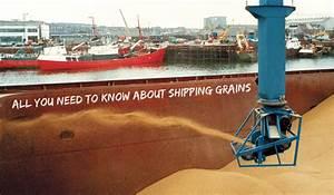 Grains as a major bulk commodities