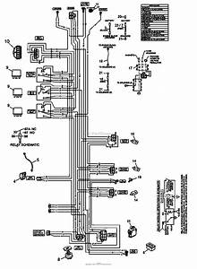 Bunton  Bobcat  Ryan 942244f Zt225 25hp Kaw W  52 Side Discharge Parts Diagram For Kawasaki Wire