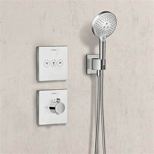 Hansgrohe Unterputz Thermostat : hansgrohe showerselect thermostat highflow unterputz ~ Watch28wear.com Haus und Dekorationen