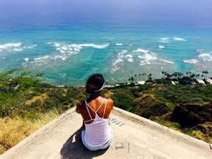Diamond Head Hawaii Hike