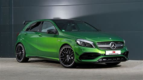 mercedes amg a45 2016 mercedes amg a45 by speed buster top speed