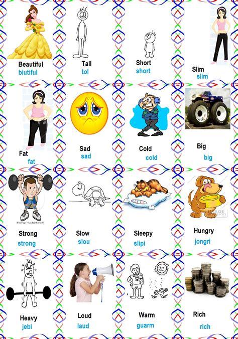 Adjectives Englishlearning1