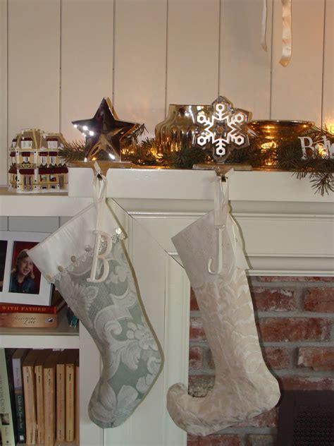 years christmas mantle  oregon cottage