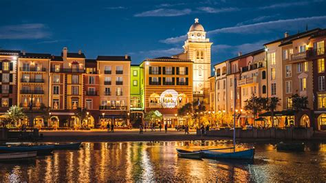 Motel Porto Fino by Loews Portofino Bay Hotel At Universal Orlando A Kuoni