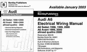 1999 Audi A6 Quattro Owners Manual