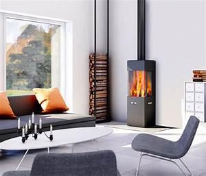 Poele Bois Design Moderne : quel est le prix d 39 un po le bois ~ Zukunftsfamilie.com Idées de Décoration