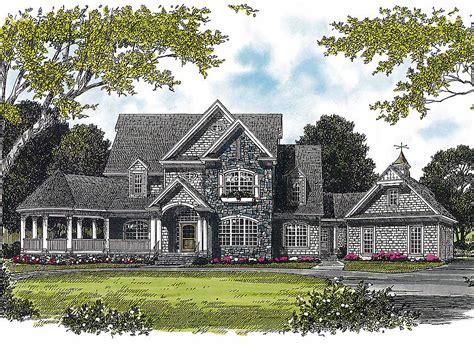 covered porch house plans sprawling covered porch 17592lv architectural designs