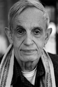 John Nash wins Abel Prize from the Norwegian Academy of ...