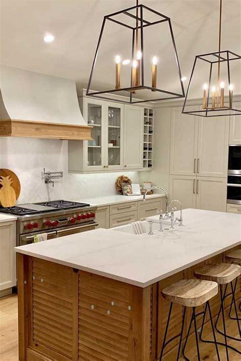 15+ Impressive Kitchen Remodel Lighting