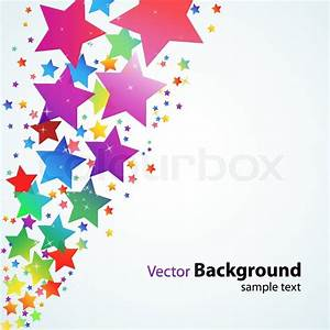 13 Colorful Star Vector Images - Colorful Abstract Stars ...