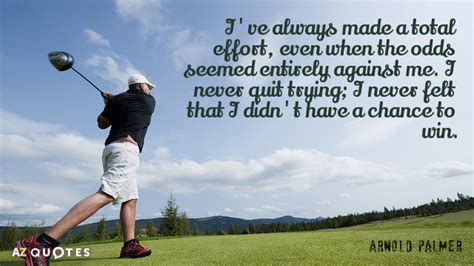 arnold palmer quotes  golf   quotes