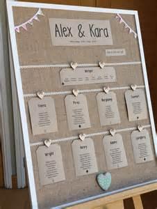 alternative wedding guest book ideas alternative table plan ideas wasing park