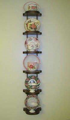 interesting shelf idea tea cup display tea display tea set display