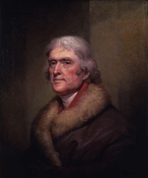 thomas jefferson    presidential history