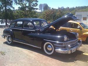 1948 Chrysler Windsor  Replacing Complete Wire Harness