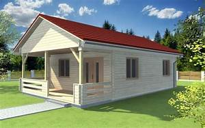 Montovaná chata cena