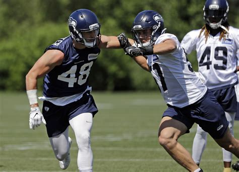 seahawks  man roster projection seattle