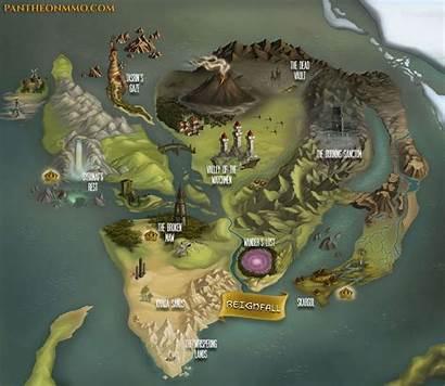 Fallen Pantheon Rise Map Wiki Terminus Gamepedia