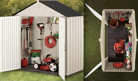 Rubbermaid Storage Shed Accessories Big Max by 10 Best Affordable Garden Sheds To Buy This Summer