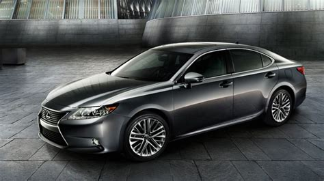 lexus es  awd colors release date redesign