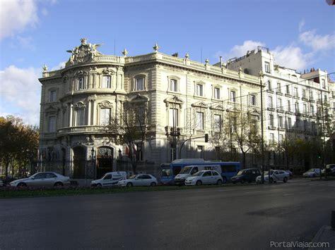 psicofona palacio de palacio de casa de am 233 rica madrid portal viajar