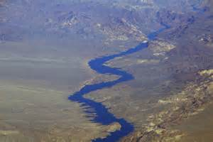 Colorado River Aerial