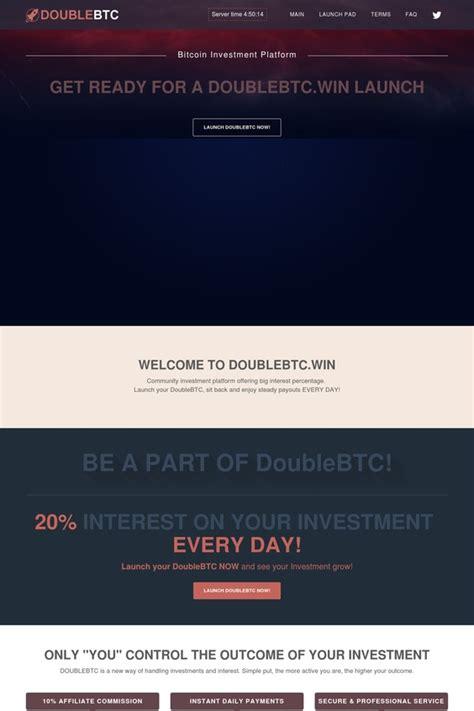 Get free bitcoin using a bitcoin doubler (bitcoin double spend). Double Bitcoin Script 2018 for $100 - CodeClerks