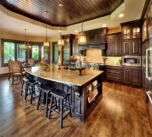 15, Exquisite, Mediterranean, Kitchen, Interior, Designs, For, Elegant, Cooking
