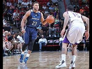 Justin Anderson Shines for the Mavericks! - YouTube