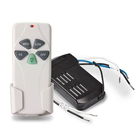 ceiling fan remote receiver nutone hand held ceiling fan remote control transmitter