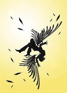 Icarus Falling by rockgem on DeviantArt