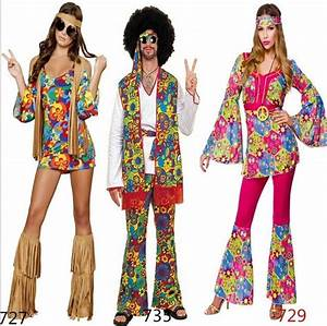 Disco Outfit 2017 : free shipping new 2017 ladies 80s retro hippie go go girl disco costume fancy dress hen xmas ~ Frokenaadalensverden.com Haus und Dekorationen