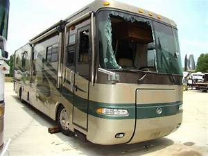 Used Rv Parts 2005 Monaco Diplomat Front Cap Used Monaco Parts For Sale Used Rv Parts Repair And