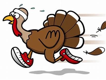 Thanksgiving Trot Philly Races Turkey Running Run