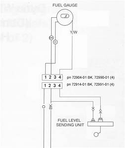 Harley Davidson Road King Fuel Gauge Wiring Diagram