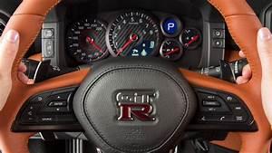 2017 Nissan Gt-r - Manual Shift Mode