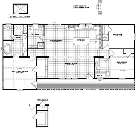 Home Details Clayton Homes of Porter Cabin plans