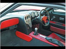 Noble M12 GTO 3R Interior 1920x1440 Wallpaper